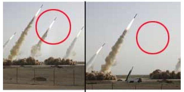 Iran versucht die Welt zu täuschen