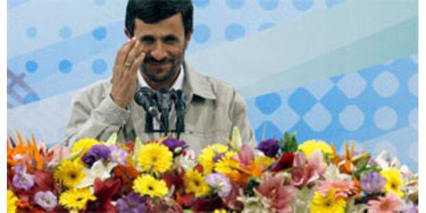 Iran soll bereits Atomwaffen testen