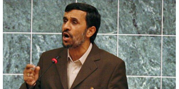 Iran wirft USA Umsturzversuch vor