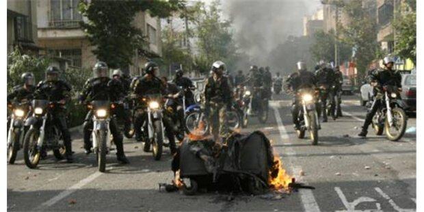 Iran steht vor dem Umsturz