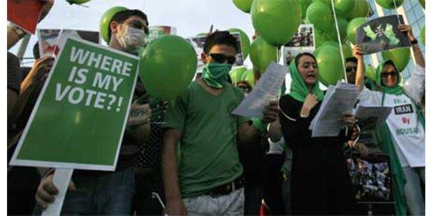 Iran: Oppositioneller stirbt Folter-Tod