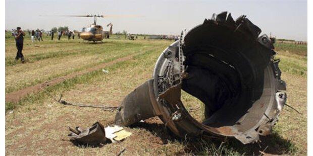 Absturz im Iran: Flugschreiber gefunden
