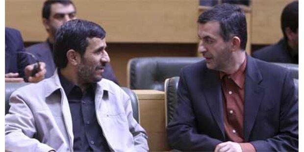 Irans Vize dementiert Rücktritt