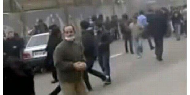 Fünf Iranern droht die Hinrichtung