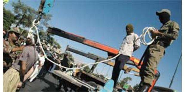 21 Hinrichtungen im Iran
