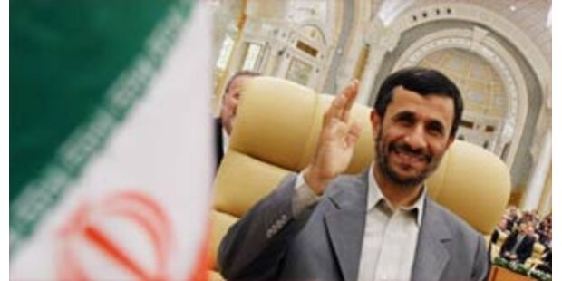 Iran will Uran in der Schweiz anreichern