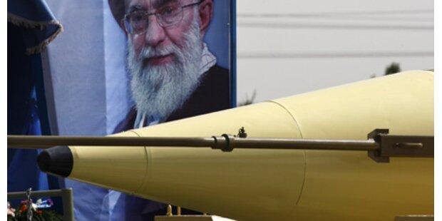 Iran anerkennt Atomwaffensperrvertrag