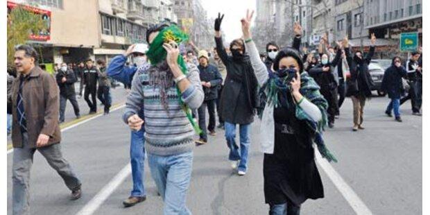 Aufstand im Iran:
