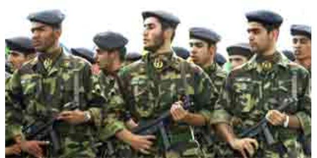 Iranische Soldaten laut TV in den Irak vorgestoßen
