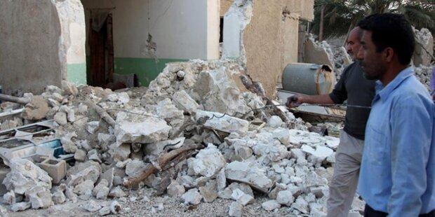 Schweres Erdbeben zerstört Dorf: 37 Tote