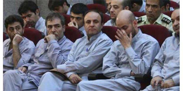 Vergewaltigungen in Irans Gefängnissen