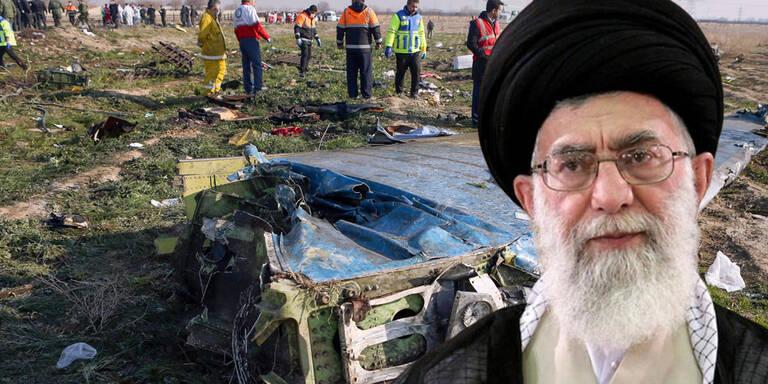 Iran: USA mitschuldig am Flugzeugabschuss nahe Teheran