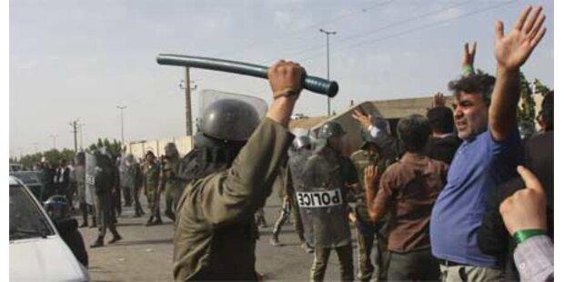 Iran: Oppositionelle wurden misshandelt