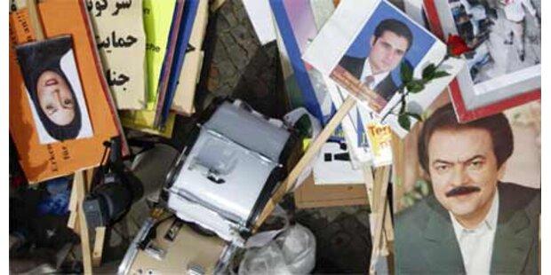 Trauerfeier im Iran gewaltsam aufgelöst