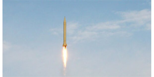 Iran führt weitere Raketentests durch