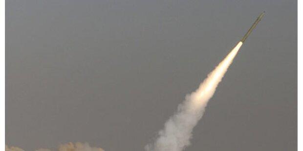 Iran führte wieder Raketentest durch