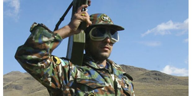 Iran besetzt irakischen Bohrturm