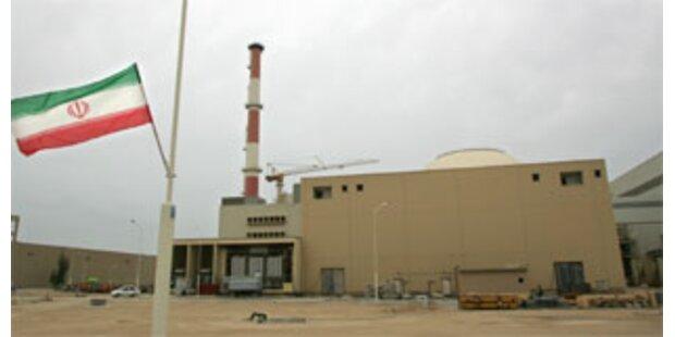 Iran testete neue Zentrifugen mit Atommaterial
