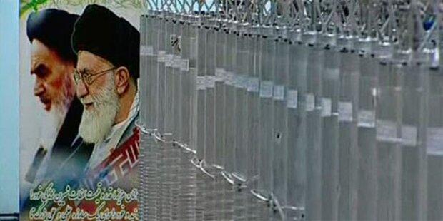 IAEA warnt vor Irans Atomprogramm