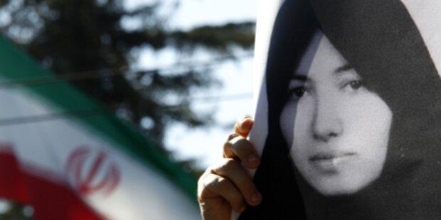 Papst soll Iranerin vor Steinigung retten