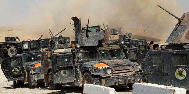 Irak: Mehrere Tote bei Anschlägen