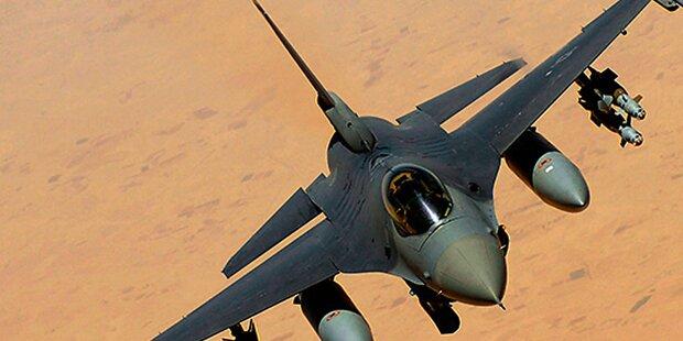 Irrtum: US-Bomben töten 90 Syrer