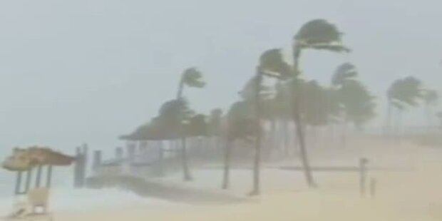 Hurricane Irene steuert auf US-Küste zu