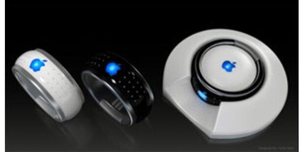 Dieser Ring steuert iPod und iPhone