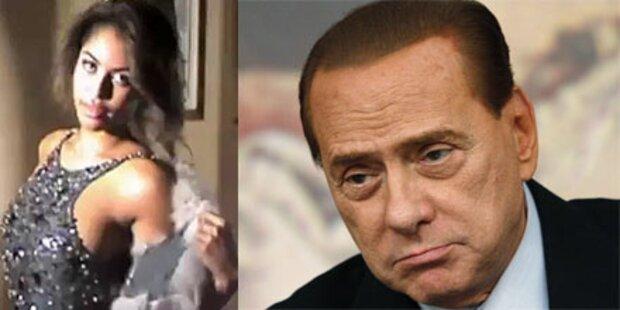Sex-Skandal um Berlusconi weitet sich aus