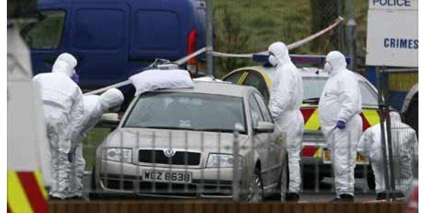 Zwei Festnahmen in Nordirland
