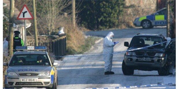 Polizist in Nordirland verletzt