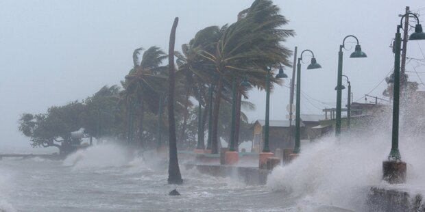 LIVE auf oe24.TV: Sondersendung zu Irma