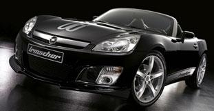 V8-Power für Opels Muskel-Cabrio