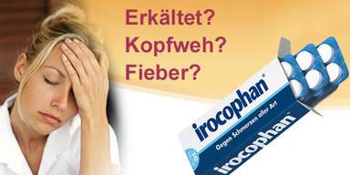 Irocophan - Die rasche Hilfe bei Schmerzen aller Art