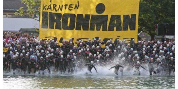 Startschuss für 11. Ironman