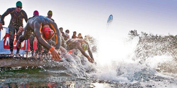Anmelderekord für Ironman in Zell am See