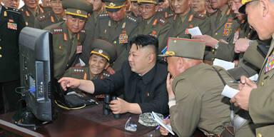 Nordkoreas Internet ist ausgefallen