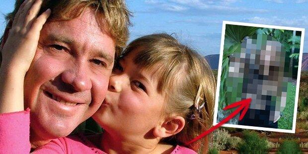 So sexy ist die Tochter des legendären Steve Irwin heute