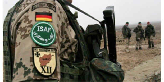 Drei deutsche Soldaten bei Anschlag in Afghanistan verletzt