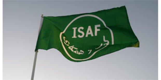 Heli-Absturz: Vier ISAF-Soldaten tot