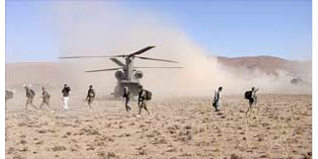 Neue Offensive gegen Taliban