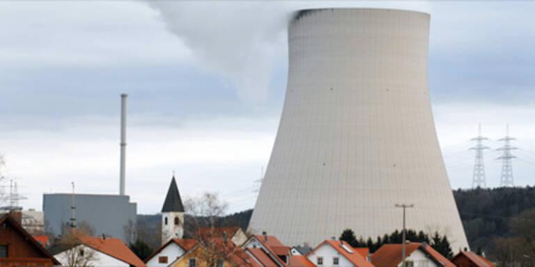 Deutschland stoppt erste AKWs