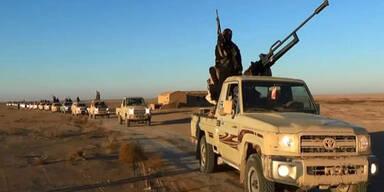 300 IS-Kämpfer in Syrien getötet