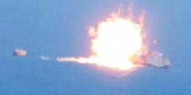 ISIS greift erstmals Militärschiff an