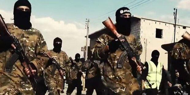 IS-Sympathisanten im Iran festgenommen