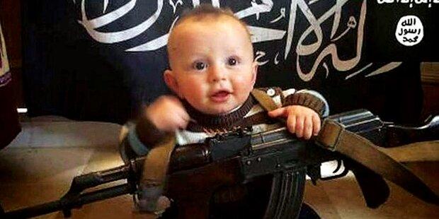 ISIS macht Werbung mit Babys