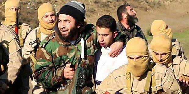 ISIS zwingt Geisel zu Interview