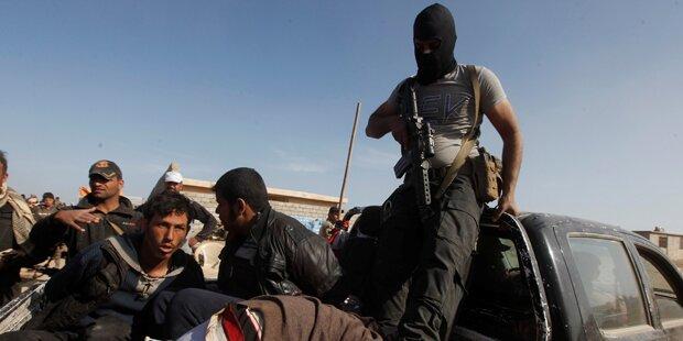 ISIS in West-Mosul eingeschlossen