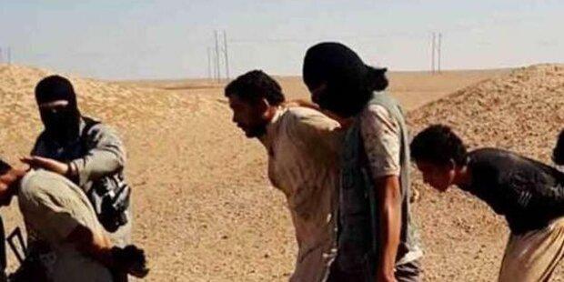 ISIS nimmt 270 Christen als Geiseln