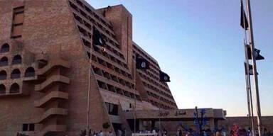 ISIS Luxus-Hotel